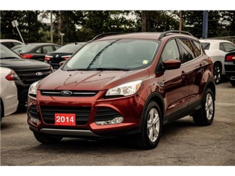 2014 Ford Escape SE - FWD Certified Pre-Owned Finance for 72Mo @ 1.