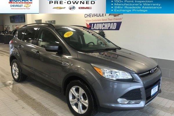 2014 Ford Escape SE  BLUETOOTH, HEATED SEATS, BACK UP CAMERA  - $125.20 B/W