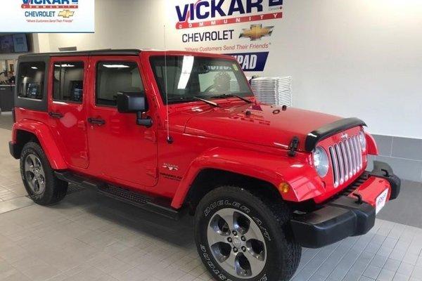 2016 Jeep Wrangler Unlimited Sahara  - $290.60 B/W