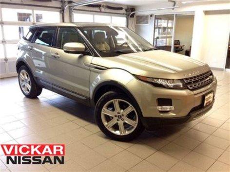 2013 Land Rover Range Rover Evoque PURE/1 OWNER LOCAL TRADE!!!