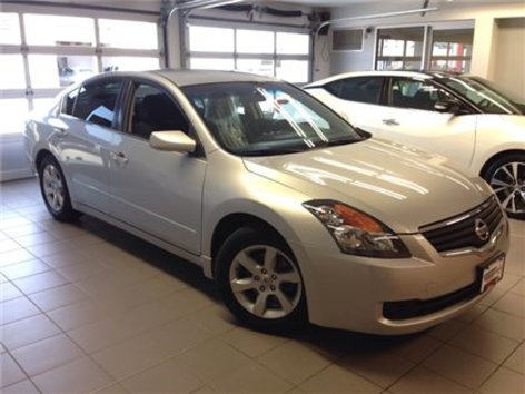 2008 Nissan Altima 2.5 S/LOCAL TRADE/LOW LOW KMS!!