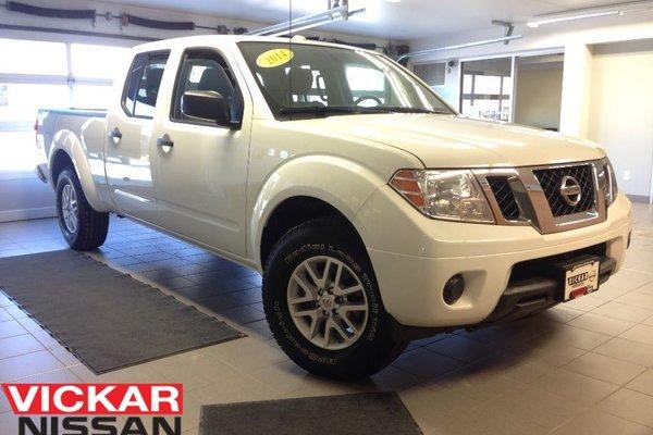 2014 Nissan Frontier SV/CREW/SAVE HUGE!!