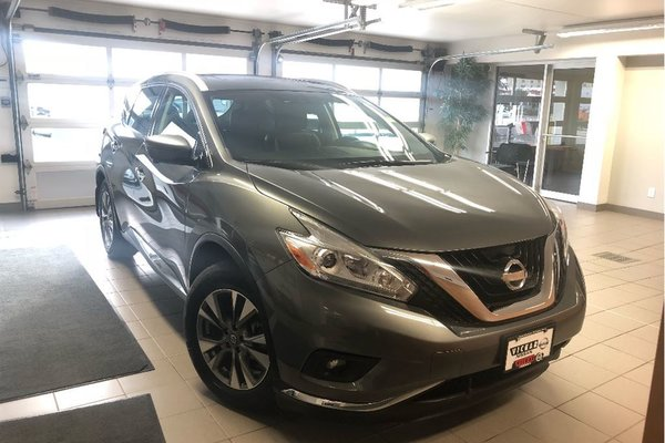 2016 Nissan Murano SL *ACCIDENT FREE*
