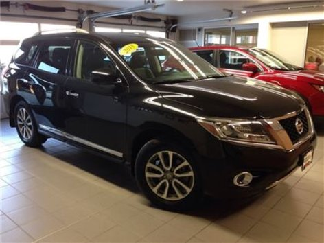 2015 Nissan Pathfinder SL/TECH/1 OWNER LOCAL TRADE!!