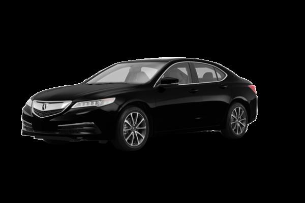 Acura TLX SH-AWD 2016