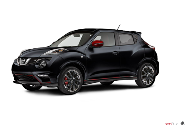 New 2016 Nissan Juke Nismo Rs Awd Cvt Super Black For Sale