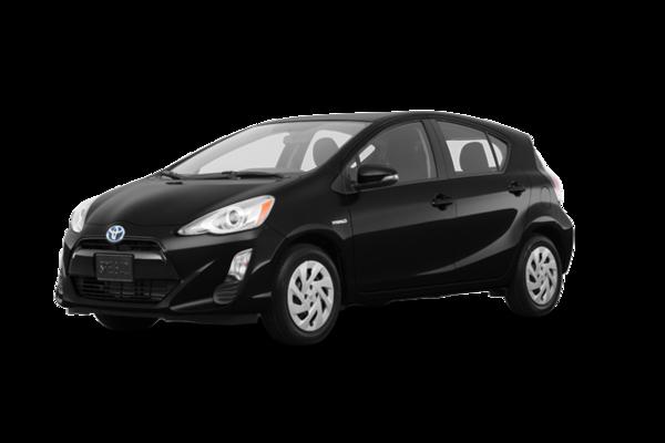 2016 Toyota Prius c BASE