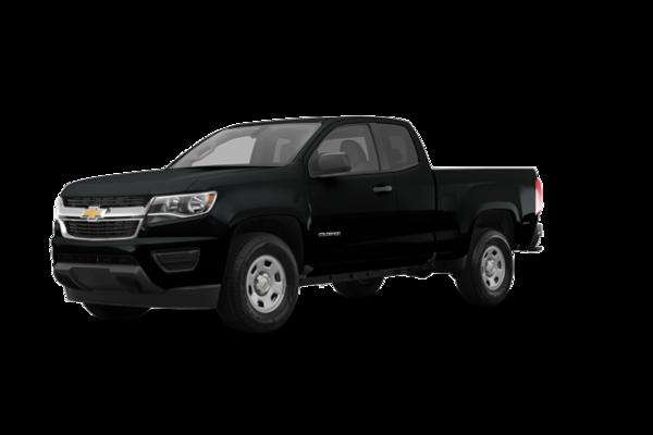 2017 Chevrolet Colorado 4WD WT