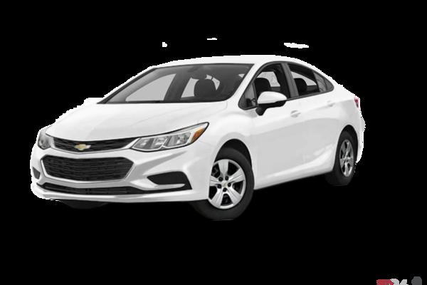 2017 Chevrolet Cruze LS