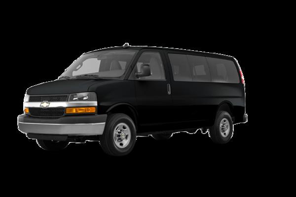 2017 Chevrolet Express 3500 PASSENGER LT