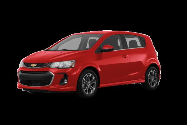 2017 Chevrolet Sonic Hatchback LT