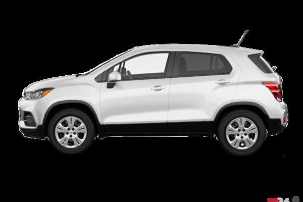 Chevy Small Suv >> 2017 Chevrolet Trax LS - from $21795.0 | Vickar Community Chevrolet | Winnipeg