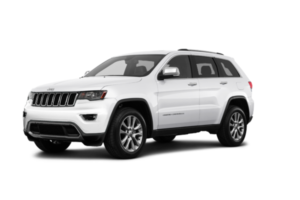 Jeep Grand Cherokee LIMITED 2017