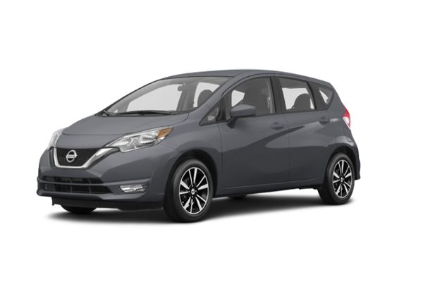 2017 Nissan Versa Note Hatchback 1.6 SL CVT