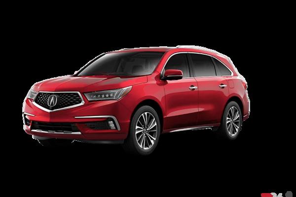 Acura MDX ELITE 2018