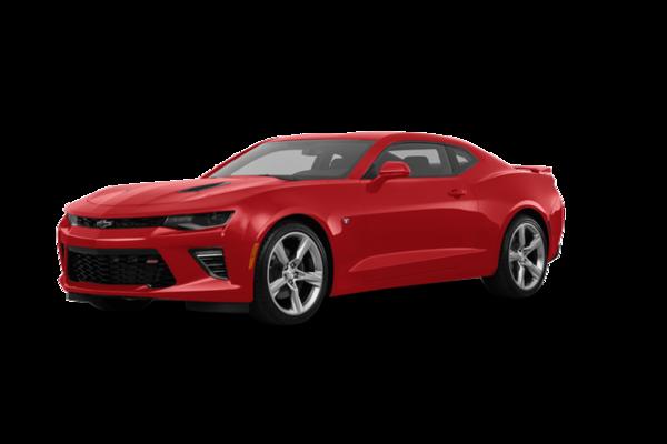 2018 Chevrolet Camaro coupe 1SS