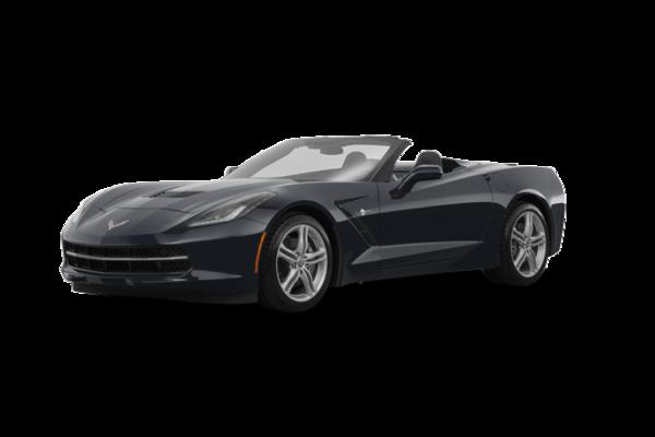 2018 Chevrolet Corvette Convertible Stingray 1LT