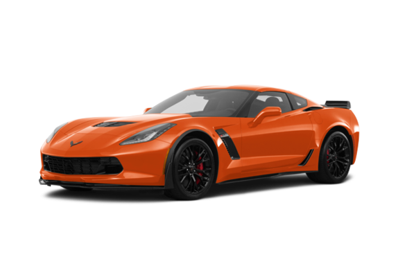 2018 Chevrolet Corvette Coupe Z06 1LZ