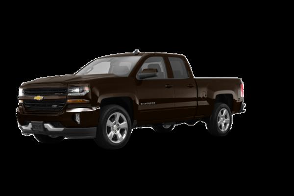 2018 Chevrolet Silverado 1500 LT 2LT