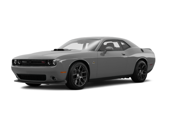 Dodge Challenger SCAT PACK SHAKER 392 HEMI 2018