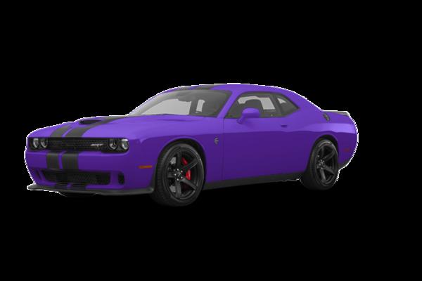 Dodge Challenger SRT HELLCAT 2018