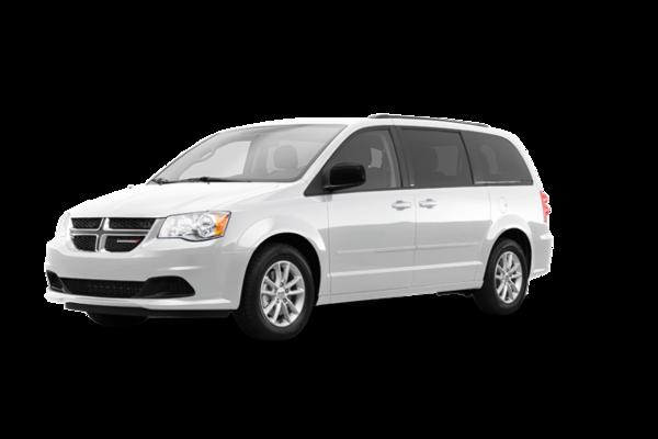 Dodge Grand Caravan SXT PLUS 2018