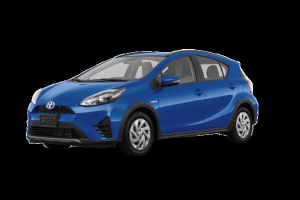 Toyota Prius C  2018