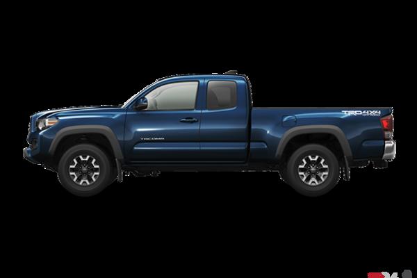 2018 Toyota Tacoma 4X4 ACCESS V6 6M