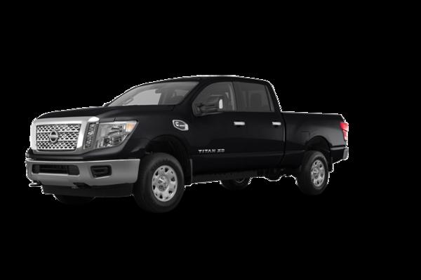 2018 Nissan Titan XD Diesel SV