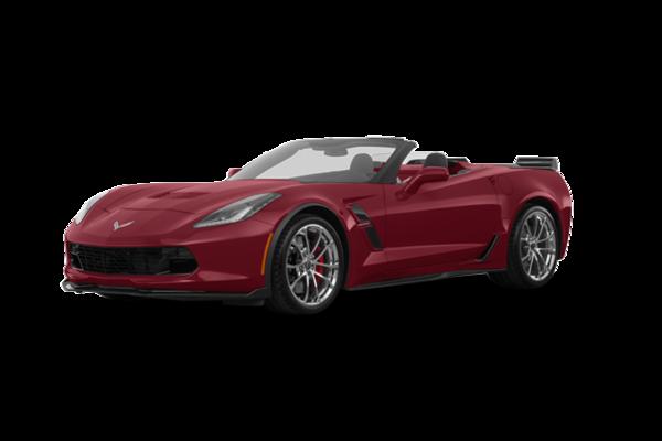 2018 Chevrolet Corvette Convertible Grand Sport 2LT
