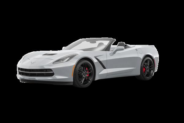 2019 Chevrolet Corvette Convertible Stingray 3LT