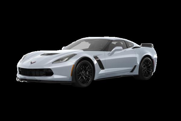 2019 Chevrolet Corvette Coupe Z06 1LZ
