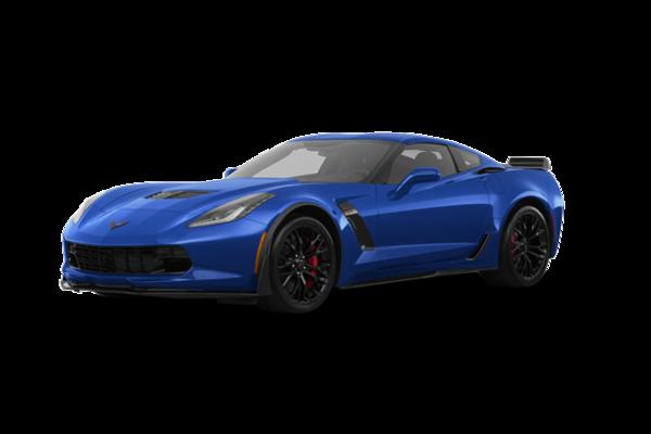 2019 Chevrolet Corvette Coupe Z06 3LZ
