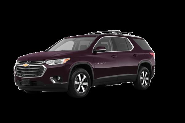 2019 Chevrolet Traverse TRUE NORTH