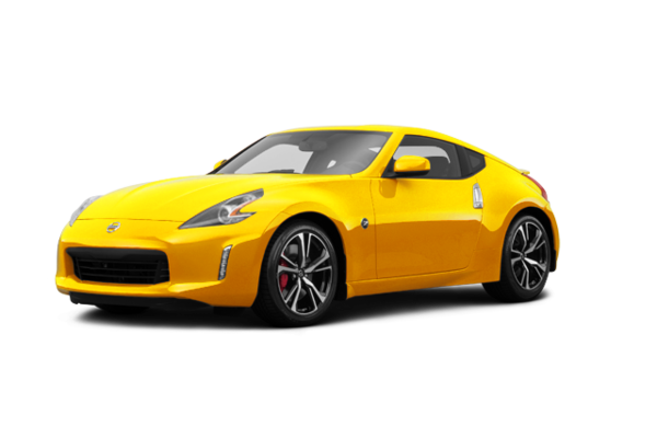 2019 Nissan 370Z Coupe TOURING SPORT