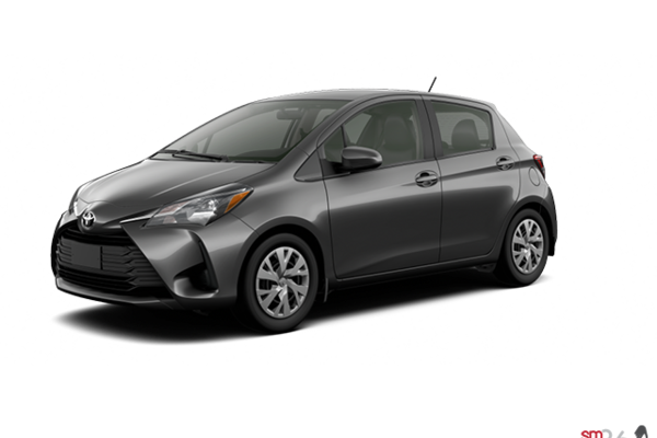 2019 Toyota Yaris Hatchback 5DR LE