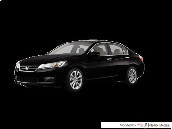 2015 Honda Accord Sedan EX-L V6