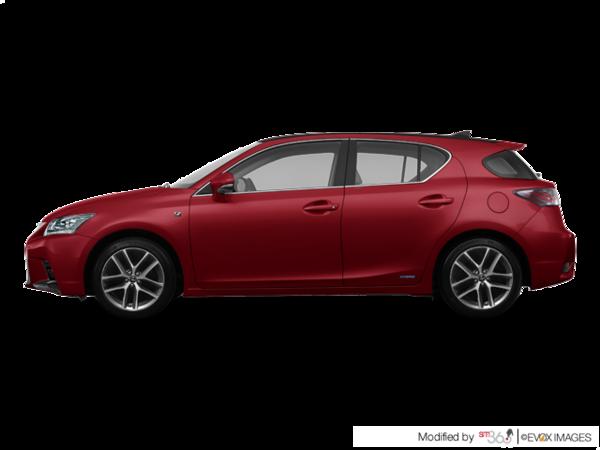 Lexus CT 2016