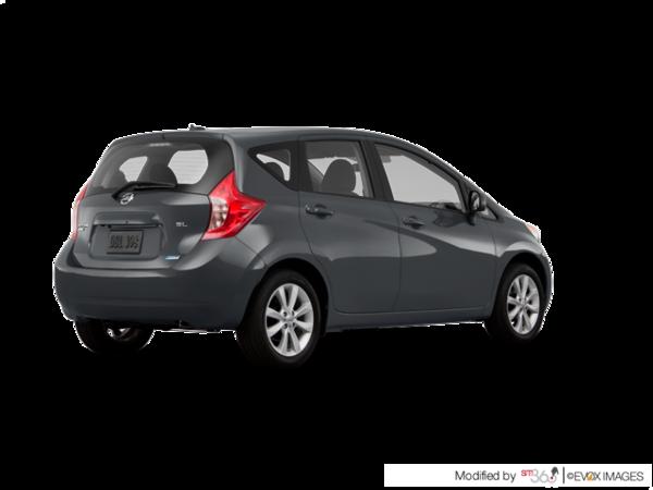Nissan Versa Note 2016