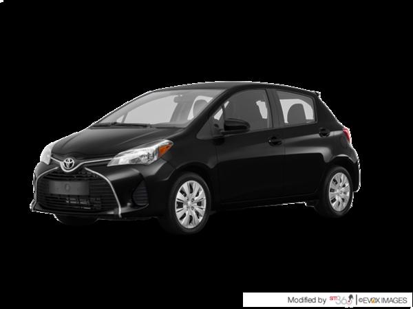 Toyota Yaris Hatchback 2016