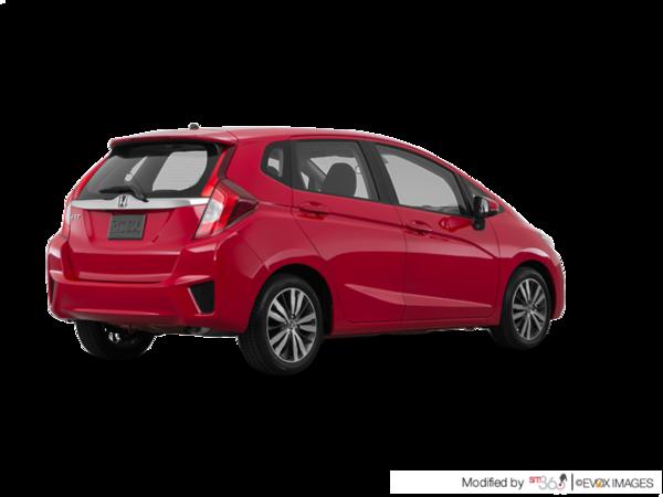 2017 Honda Fit EX-L NAVI