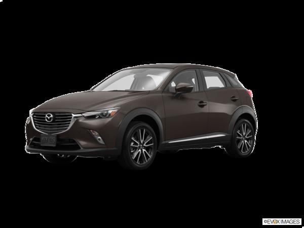 2017 Mazda CX-3 GT
