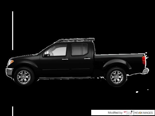 2017 Nissan Frontier SL