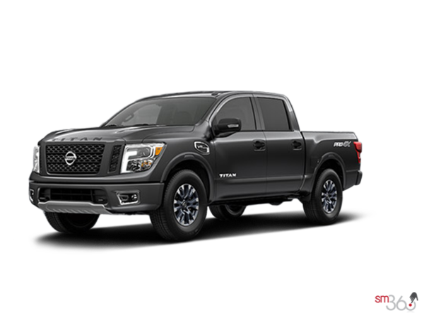 2017 Nissan Titan Pro 4x For Sale In Burnaby Morrey Nissan