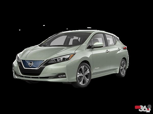 2018 Nissan Leaf Sl For Sale In Coquitlam Morrey Nissan
