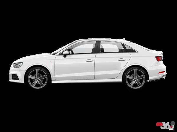 Audi A3 Sedan Technik 2019