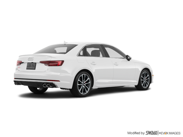 Audi S4 Sedan 2019