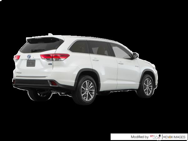 Toyota Highlander Hybride 2019
