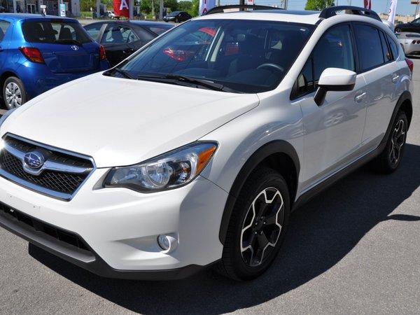 2015 Subaru XV Crosstrek TOURING  ,BLUETOOTH,CAMÉRA