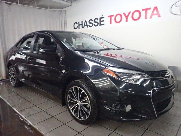 Toyota Corolla Gr. Technologie - Cuir - Toit - Navigation 2014